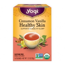 Yogi tea Healthy Skin, Cinnamon Vanilla