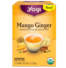 Yogi Tea Mango Ginger