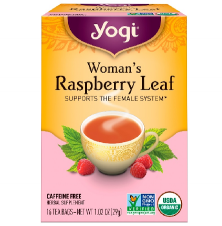 Yogi Tea Raspberry Leaf